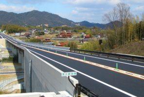 東広島・呉道路津江高架橋床版工事