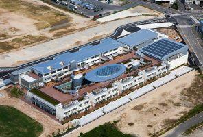 広島特別支援学校 校舎新築工事