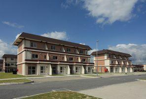 岩国飛行場 低層住宅(8工区) 新設建築工事
