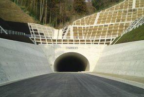 倉橋音戸線道路(仮称 音戸トンネル工区) 改良工事