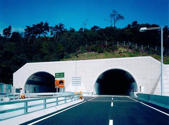高速4号線(広島西風新都線)トン...