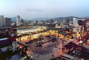 横川駅前広場整備工事