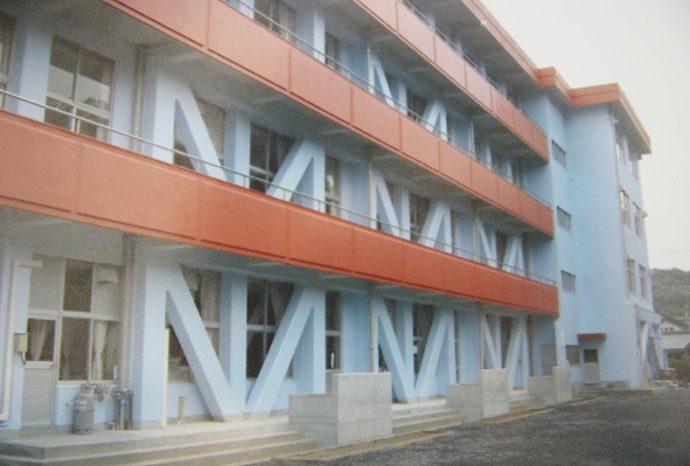 下松久保小学校 校舎耐震補強建築主体工事
