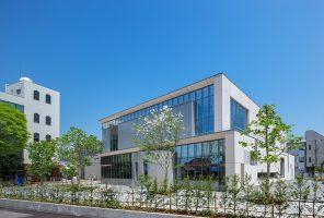 下松市市民交流拠点施設 整備事業建築主体工事