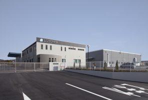 レジナス化成㈱東広島工場新築工事