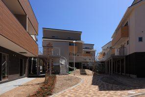 竹原市子育て世帯向け地域優良賃貸住宅 新設建築