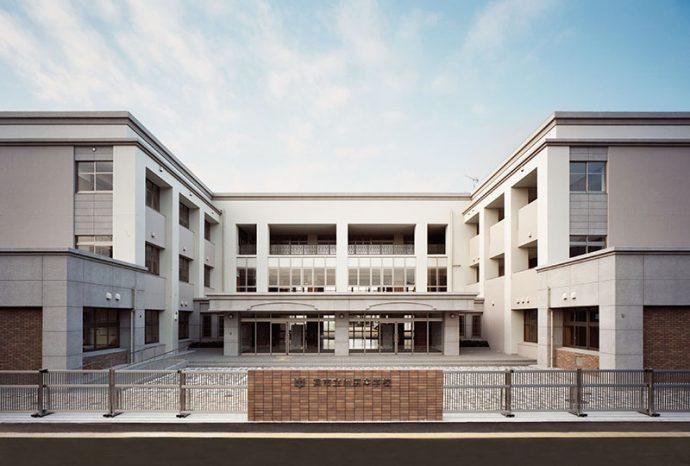 川尻中学校 校舎建設工事
