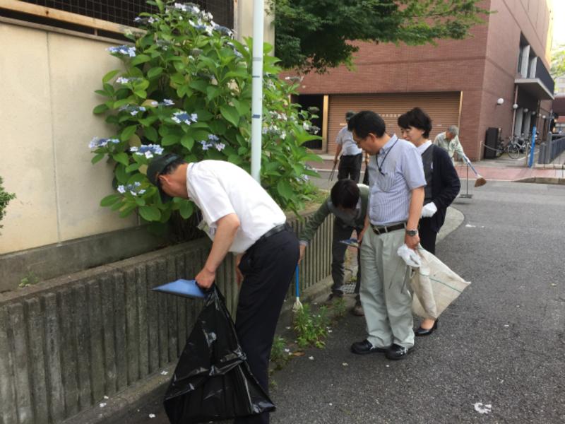地域清掃1