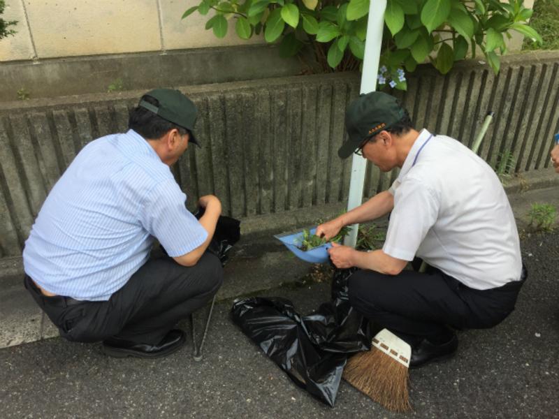 地域清掃2