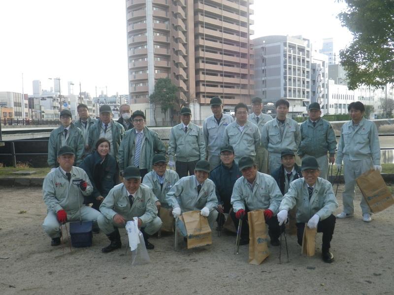 河川清掃1