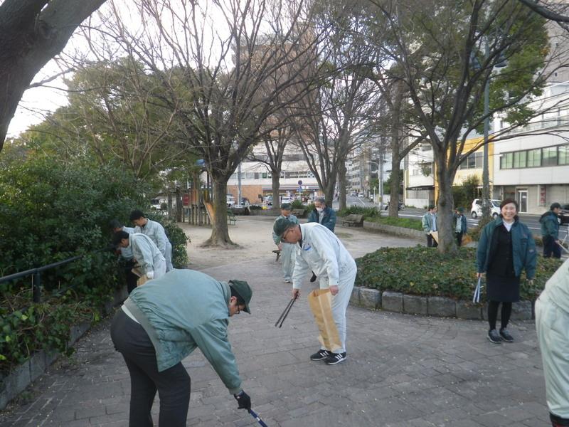 河川清掃2