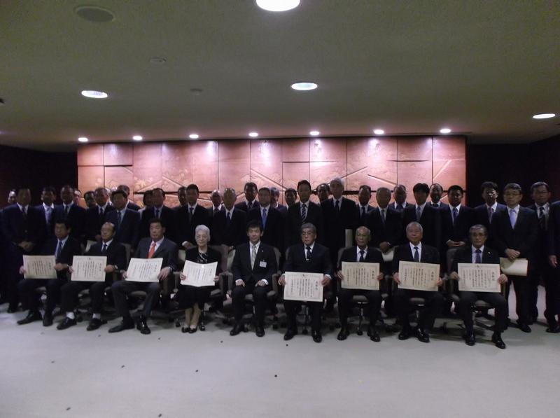 19県優良工事表彰式2