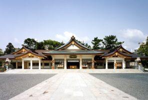 広島護国神社右参列施設改築 J.V.
