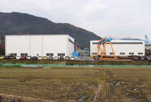 栄和電機㈱短尺ロンジ工場・アルミロンジ工場