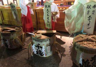 樽酒奉納祭4